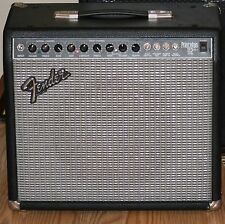 Fender Princeton 112 Plus Guitar Amp, 65 Watts,Reverb. Great cleans! USA made!