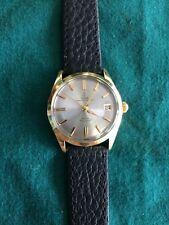 Tudor Prince Oysterdate Gold-filled Self Winding Men's Watch