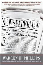 Newspaperman: Inside the News Business at The Wall Street Journal-ExLibrary