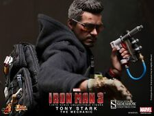 "Hot Toys Iron Man 3 Tony Stark: The Mechanic Sixth Scale 12"" Figure"