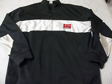 NIKE FIT DRY KING LEBRON JAMES 23 ZIPPERED JACKET ADULT LARGE LOOK
