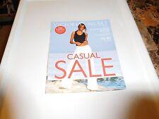 VICTORIA'S SECRET Catalog Summer Casual Sale 2004 Vol 1 - ALESSANDRA AMBROSIO!!