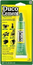 Itw Devcon 62435 6 Pack Duco Cement Multi-Purpose Household Glue 1oz.