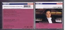 BEETHOVEN SONATAS FOR PIANO 21.27.32  VOL 4/ BRUNO LEONARDO GELBER