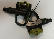 Pedali bici corsa verdi Look Keo 2 max road bike pedals green/black white