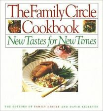 NEW! THE FAMILY CIRCLE COOKBOOK-5 RING BINDER-IN SHRINKWRAP
