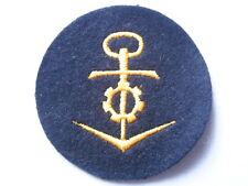 Marino Abz. Técnica de la nave Dienst para Sargento y Equipos - 5cm ø