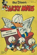 Micky Maus 1955/ 2 (Z1-2), Ehapa
