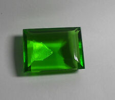 124.35 Ct. Translucent Green Amethyst Emerald Shape Certified Loose Gemstone -64