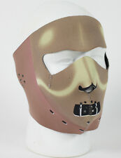 Hannibal Lector Full Neoprene Ski Face Mask Snowboard Motorcycle Biker Halloween