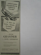 5/47 PUB GRAVINER AUTOMATIC FIRE FIGHTING EQUIPMENT CUNLIFFE-OWEN CONCORDIA AD