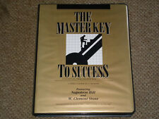 The Master Key To Success - Napoleon Hill & W Clement Stone LIVE Wealth Training