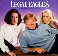 "Elmer Bernstein. ""Legal Eagles & Bringing Out The Dead & Keeping...""  (Score-CD)"