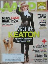 AARP Magazine April/May 2012 Diane Keaton More Cash Stop Joint Pain Classic Cars