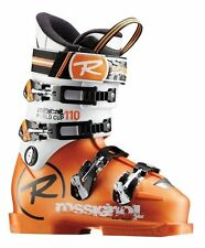 2012 Rossignol Radical WC SI 110 S.C. 24.5 Junior Ski Boots