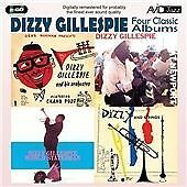 Dizzy Gillespie-Four Classic Albums Double CD(Free UK Post)
