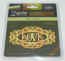 LOVE PRESTIGE CHRISTMAS COLLECTION DIE'SIRE CRAFTERS COMPANION DIE