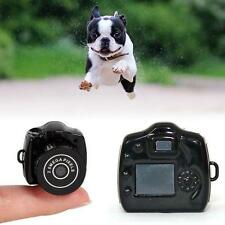 Smallest Mini Camera Camcorder Video Recorder DVR Spy Hidden Pinhole Web cam SM
