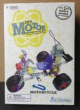Vibe E-ssential DIY Motor Motorcycle Kit. Build a Battery Powered Model.