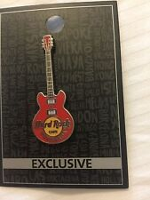 Hard Rock Cafe Hurghada classic core guitar red