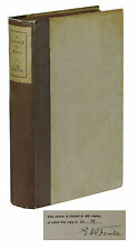 A Passage to India ~ E. M. FORSTER ~ Signed Limited Edition ~ First 1st 1924