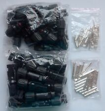 20 Pairs of MC4 Type Solar-PV DC Cable Connectors - Free Delivery