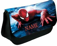 SPIDERMAN #2 personalised pencil cases