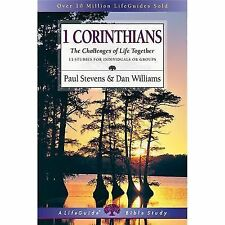 LifeGuide® Bible Studies: 1 Corinthians : The Challenges of Life Together by...