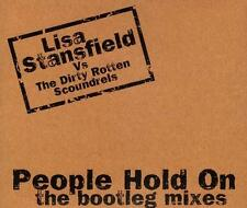 Lisa Stansfield vs Dirty Rotten Scoundrels - People Hold On (5 trk CD / Listen)