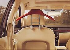 Skoda Clothing hanger also suitable for VW,Audi & Seat Classy wood hangers NEW