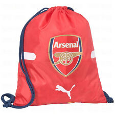 Puma Arsenal FC 2014-2015 Soccer Shoe Sack Gym Pack Fitness Bag Brand New