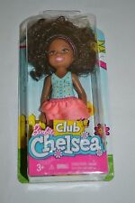 2017 NEW CHELSEA CLUB CHELSEA BLACK HAIR WITH BROWN EYES AFRICAN AMERICAN DOLL
