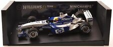 MINICHAMPS 100030004 Williams F1 BMW FW25 R. Schumacher 1:18 NEU/OVP
