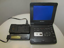 SONY GV-D900 NTSC VIDEO WALKMAN DIGITAL VIDEO CASSETTE RECORDER PLAYER MINI DV