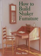 How to Build Shaker Furniture-ExLibrary