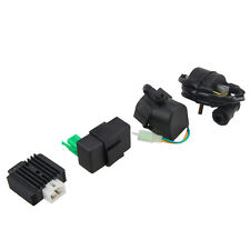 Regulator Rectifier Relay Ignition Coil CDI For ATV Quad 50cc 70 90cc 110cc New