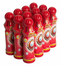 12x 45ml Red Bingo Dabbers / Dauber / Markers for Bingo Tickets