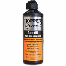 Hoppe's Elite Gun Oil 4 oz. Bottle GO4