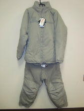 ARMY ISSUED PRIMALOFT L7 GEN III EXTREME COLD WEATHER JACKET & PANTS ML NWT