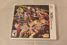 Project X Zone 2 (Nintendo 3DS, 2016)