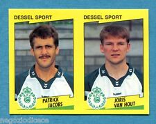 FOOTBALL 98 BELGIO Panini -Figurina-Sticker n. 404 - DESSEL SPORT -New
