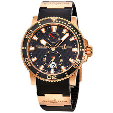 Ulysse Nardin Maxi Marine Diver Automatic Mens Watch 266-33-3A/922