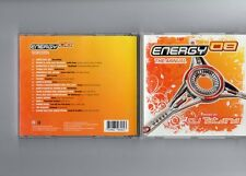 DJ Tatana - Energy 08 - The Annual - CD MIXED NEUWERTIG TRANCE - TBA SWITZERLAND