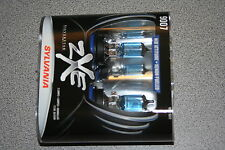 Sylvania Silverstar ZXE 9007 Pair Set Headlight Bulbs Xenon Fueled NEW