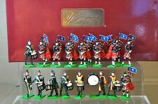 BRITAINS 41150 THE PIPES and DRUMS of the ROYAL SCOTS MINT BOXED na