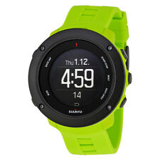 Suunto Ambit3 Vertical Lime Unisex Multisport Watch SS021971000