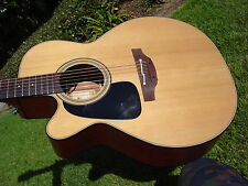 Takamine P1NC-LH Acoustic Electric Guitar Lefty Left Handed