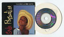 Sade Maxi-CD PARADISE © 1988 - 3-track Cardsleeve 651617 9 Remix + Extra Beats