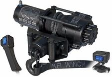 NEW KFI Stealth 3500 lb WINCH KIT ATV UTV RHINO RZR GRIZZLY   FREE SHIP