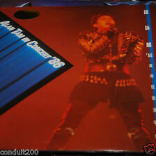 譚詠麟 ALAN TAM LIVE 12 ' X2 LP HONG KONG 12' ANALOG  1986 orig IMPORT EX W.BOOK